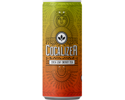 COCALIZER Coca Leaf Energy Tea balení 24 kusů